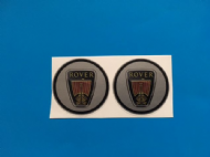 ROVER wheel centre sticker/decal x4